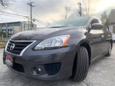2014 Nissan Sentra for sale at Millennium Auto Group in Lodi NJ