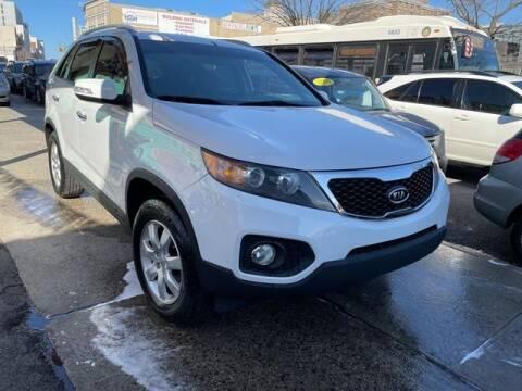 2013 Kia Sorento for sale at New 3 Way Auto Sales in Bronx NY