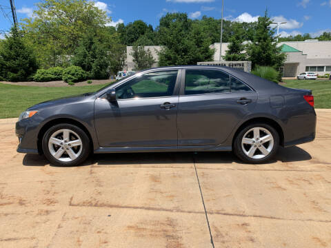 2012 Toyota Camry for sale at Renaissance Auto Network in Warrensville Heights OH