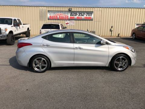 2013 Hyundai Elantra for sale at Stikeleather Auto Sales in Taylorsville NC