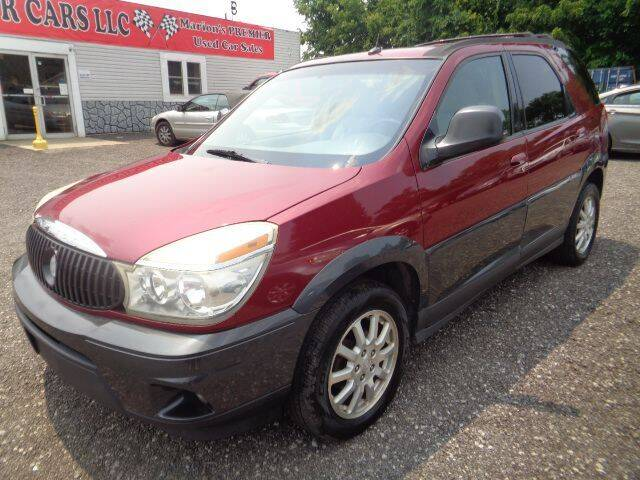 2005 Buick Rendezvous for sale in Marion, OH
