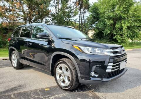 2018 Toyota Highlander Hybrid for sale at 540 AUTO SALES in Chicago IL