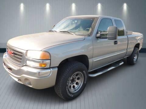 2003 GMC Sierra 1500 for sale at Klean Carz in Seattle WA