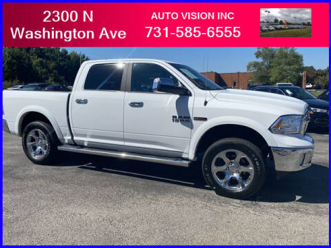 2018 RAM Ram Pickup 1500 for sale at Auto Vision Inc. in Brownsville TN