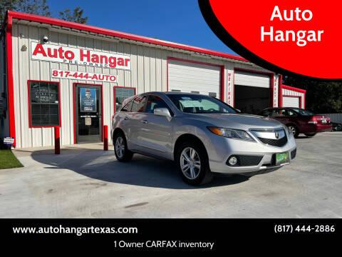 2013 Acura RDX for sale at Auto Hangar in Azle TX