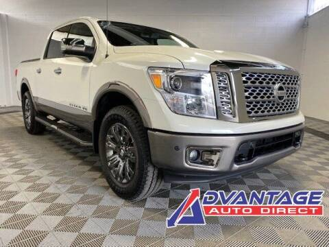 2018 Nissan Titan for sale at Advantage Auto Direct in Kent WA