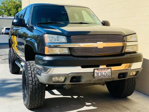 2004 Chevrolet Silverado 2500HD for sale at Auto Zoom 916 Rancho Cordova in Rancho Cordova CA