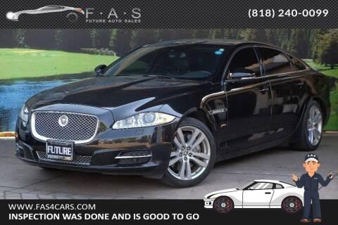 2013 Jaguar XJ for sale at Best Car Buy in Glendale CA