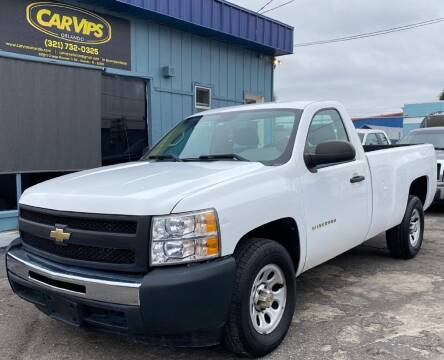 2011 Chevrolet Silverado 1500 for sale at CAR VIPS ORLANDO LLC in Orlando FL