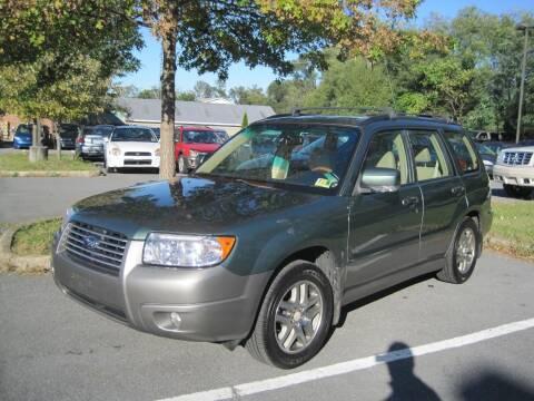 2006 Subaru Forester for sale at Auto Bahn Motors in Winchester VA