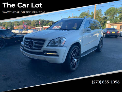 2012 Mercedes-Benz GL-Class for sale at The Car Lot in Radcliff KY