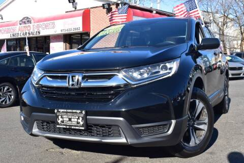 2019 Honda CR-V for sale at Foreign Auto Imports in Irvington NJ