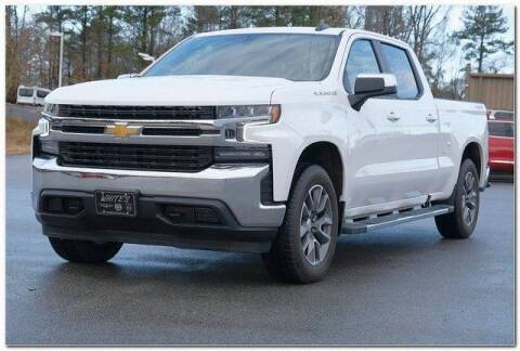 2021 Chevrolet Silverado 1500 for sale at WHITE MOTORS INC in Roanoke Rapids NC