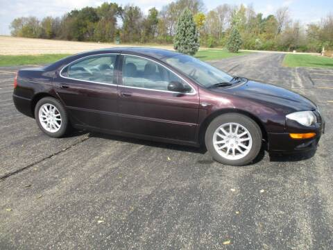 2004 Chrysler 300M for sale at Crossroads Used Cars Inc. in Tremont IL