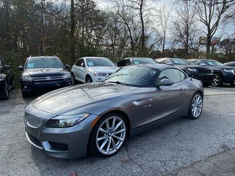 2011 BMW Z4 for sale at Car Online in Roswell GA