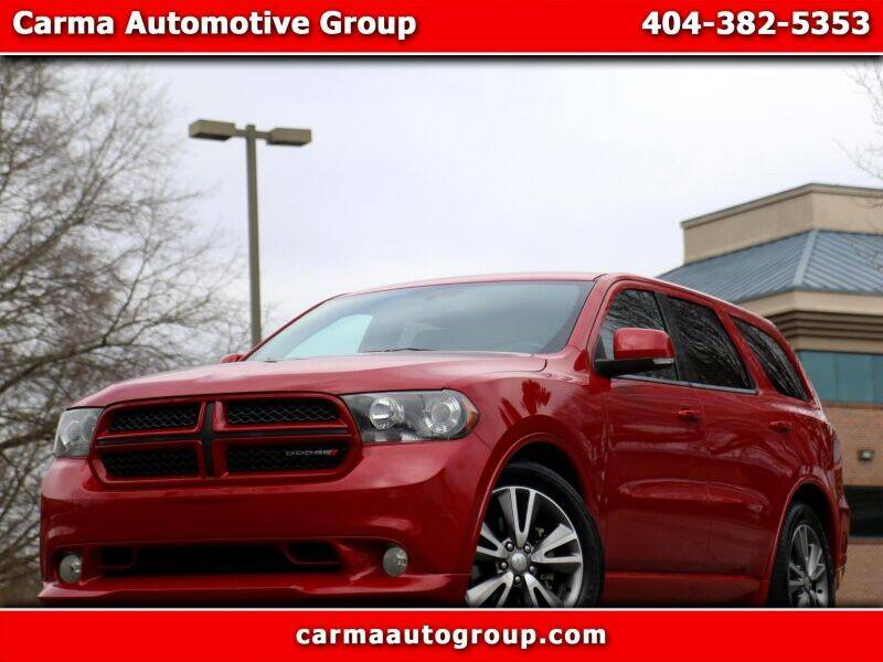 2013 Dodge Durango for sale at Carma Auto Group in Duluth GA
