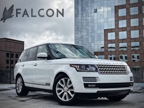 2015 Land Rover Range Rover for sale at FALCON AUTO BROKERS LLC in Orlando FL
