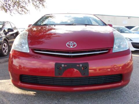 2008 Toyota Prius for sale at ACH AutoHaus in Dallas TX