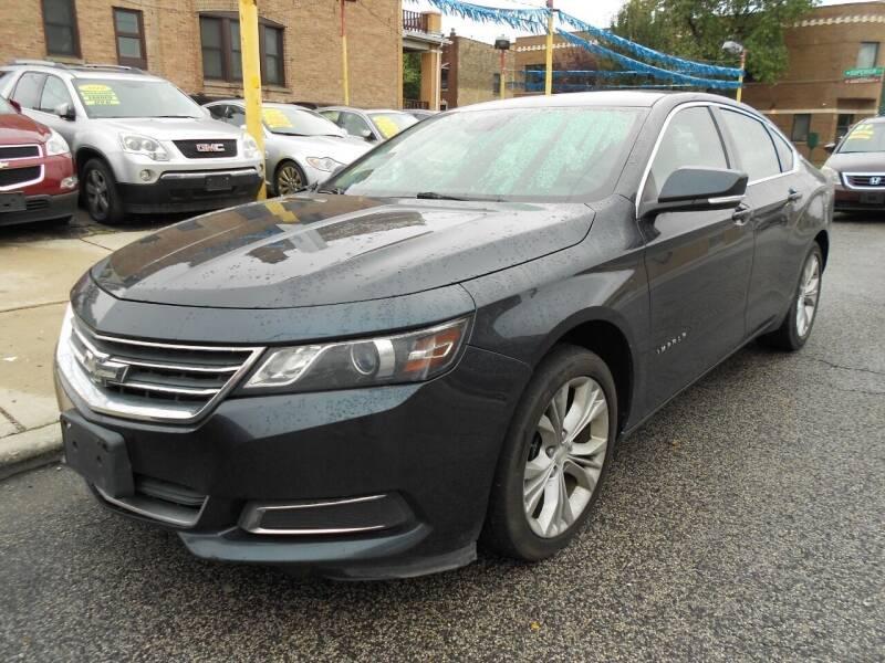 2014 Chevrolet Impala for sale at Metropolitan Automan, Inc. in Chicago IL