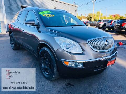2011 Buick Enclave for sale at Transportation Center Of Western New York in Niagara Falls NY