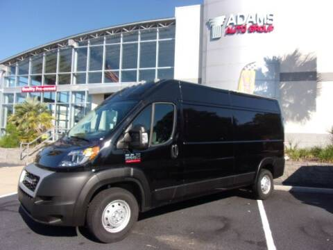 2021 RAM ProMaster Cargo for sale at Adams Auto Group Inc. in Charlotte NC