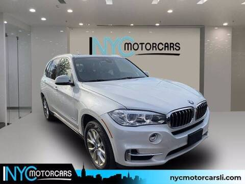 2018 BMW X5 for sale at NYC Motorcars in Freeport NY