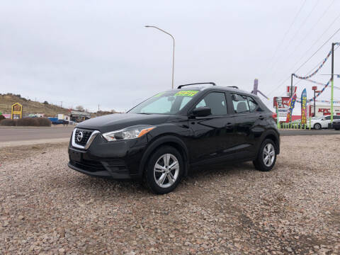 2019 Nissan Kicks for sale at 1st Quality Motors LLC in Gallup NM