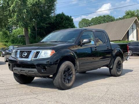 2016 Nissan Frontier for sale at GR Motor Company in Garner NC