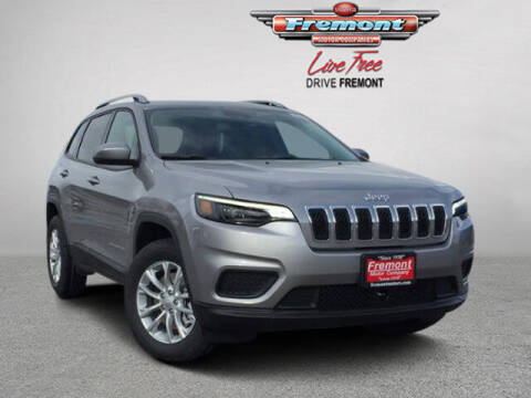 2021 Jeep Cherokee for sale at Rocky Mountain Commercial Trucks in Casper WY