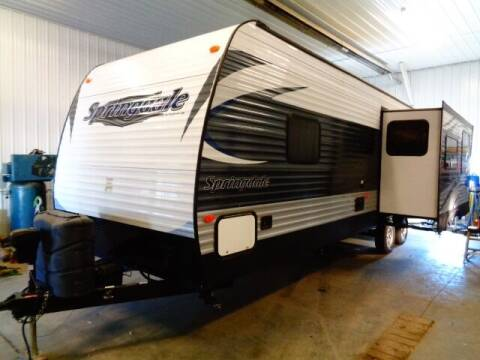 2015 Keystone Springdale SG 293 for sale at Goldammer Auto in Tea SD