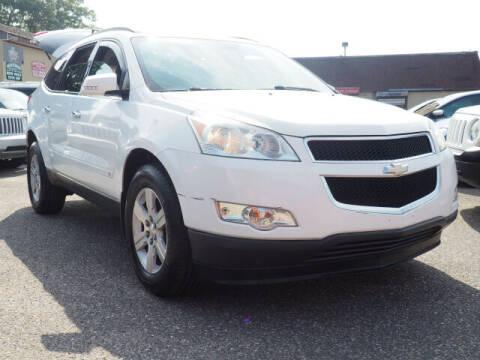 2010 Chevrolet Traverse for sale at Sunrise Used Cars INC in Lindenhurst NY