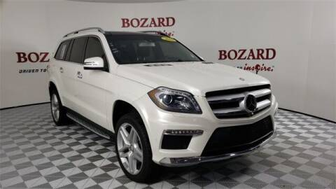 2016 Mercedes-Benz GL-Class for sale at BOZARD FORD in Saint Augustine FL