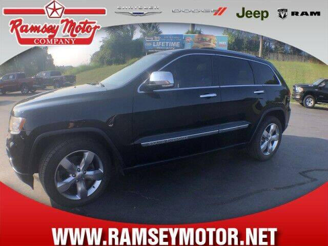 2013 Jeep Grand Cherokee for sale at RAMSEY MOTOR CO in Harrison AR