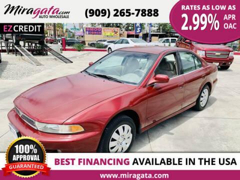 2001 Mitsubishi Galant for sale at Miragata Auto in Bloomington CA