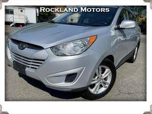 2010 Hyundai Tucson for sale at Rockland Automall - Rockland Motors in West Nyack NY