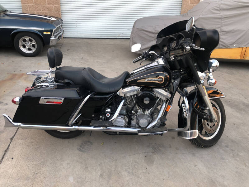 1996 Harley-Davidson Electra Glide Classic for sale at HIGH-LINE MOTOR SPORTS in Brea CA