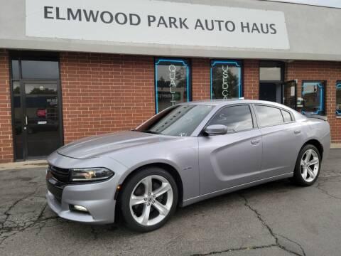 2018 Dodge Charger for sale at Elmwood Park Auto Haus in Elmwood Park IL
