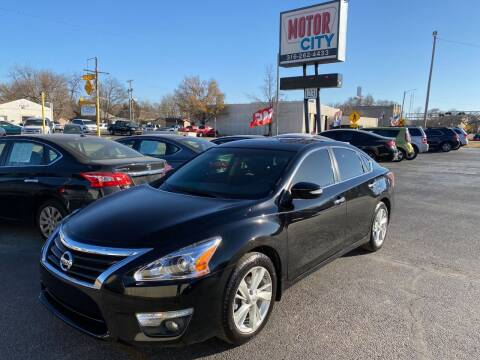 2015 Nissan Altima for sale at Motor City Sales in Wichita KS