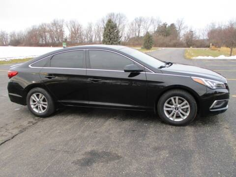 2016 Hyundai Sonata for sale at Crossroads Used Cars Inc. in Tremont IL
