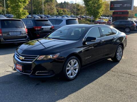 2019 Chevrolet Impala for sale at Midstate Auto Group in Auburn MA