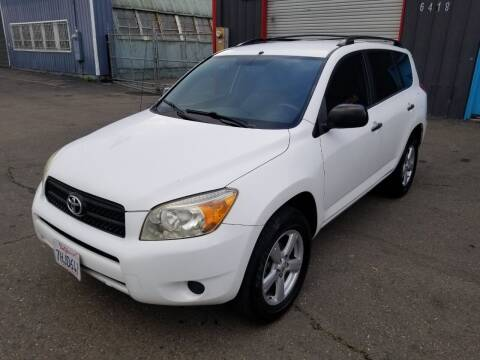 2006 Toyota RAV4 for sale at California Auto Deals in Sacramento CA