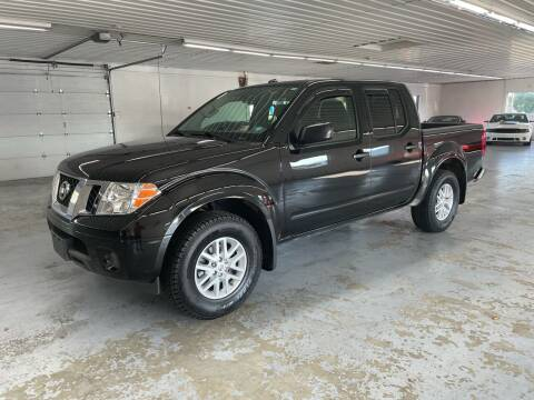 2017 Nissan Frontier for sale at Stakes Auto Sales in Fayetteville PA