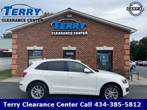 2011 Audi Q5 for sale at Terry Clearance Center in Lynchburg VA