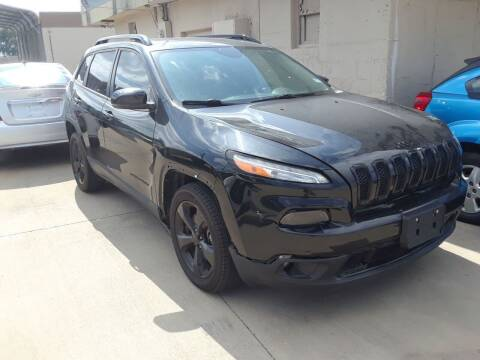 2016 Jeep Cherokee for sale at Auto Haus Imports in Grand Prairie TX