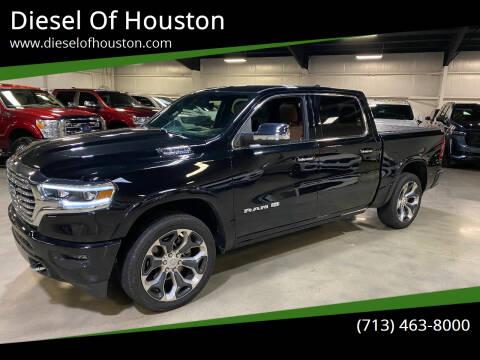 2021 RAM Ram Pickup 1500 for sale at Diesel Of Houston in Houston TX