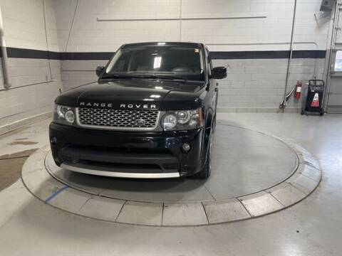 2011 Land Rover Range Rover Sport for sale at Luxury Car Outlet in West Chicago IL