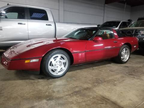 1990 Chevrolet Corvette for sale at 916 Auto Mart ONLY $399 DOWN!!!* in Sacramento CA