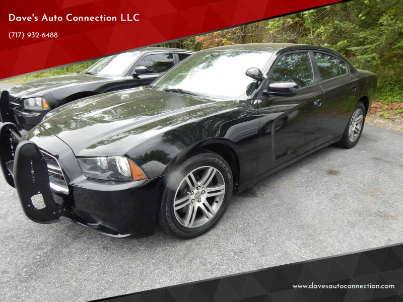 2013 Dodge Charger for sale at Dave's Auto Connection LLC in Etters PA