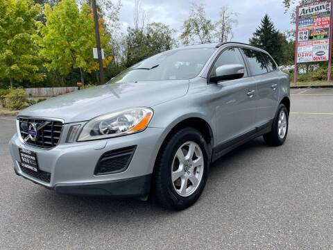 2011 Volvo XC60 for sale at CAR MASTER PROS AUTO SALES in Lynnwood WA