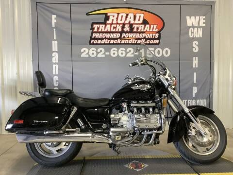1998 Honda GL 1500 Valkyrie Tourer for sale at Road Track and Trail in Big Bend WI